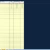4ο στιγμιότυπο από το Excel Τιμολόγια