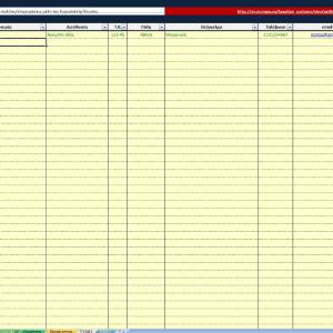 7ο στιγμιότυπο από το Excel Τιμολόγια
